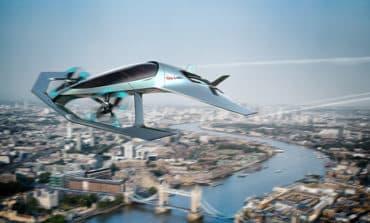 Aston Martin race to the skies