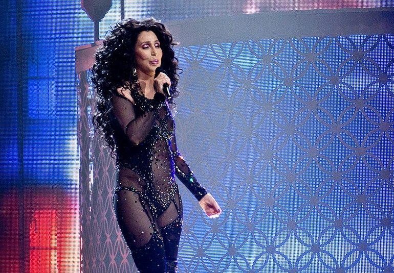 """Cher thinks the world """"needs"""" 'Mamma Mia! Here We Go Again'"""