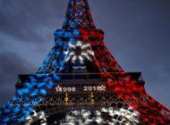 World Cup celebrations rock France