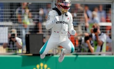 Hamilton takes pole for home British Grand Prix