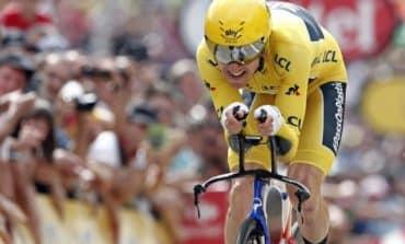 Thomas poised to win Tour de France