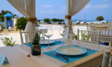 Bar review: Blue Diamond seaside café, Paphos