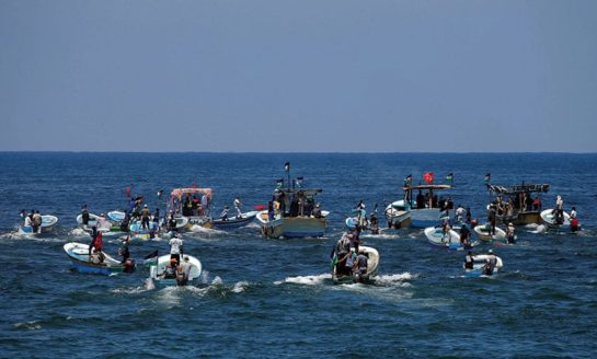 Muddy waters of a Cyprus-to-Gaza 'port'