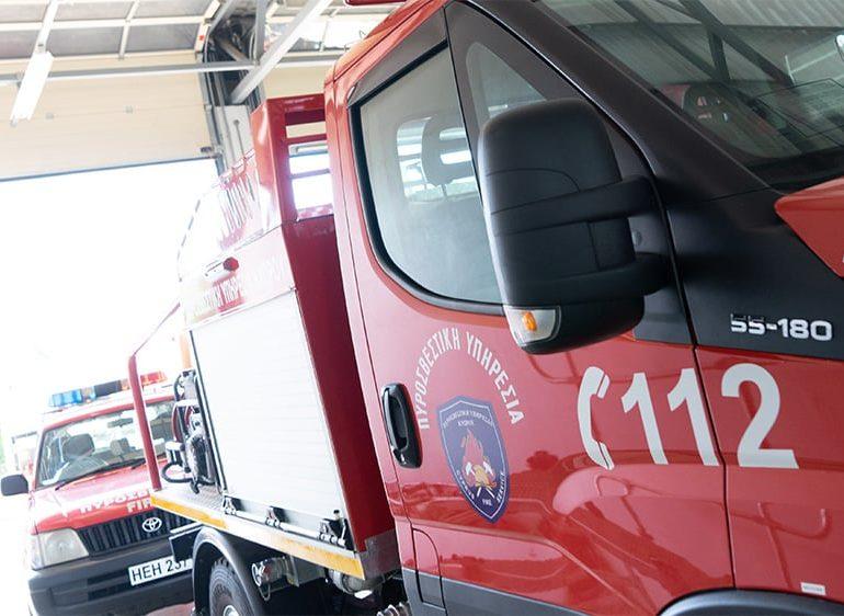 Fire service scrambles to douse Pera Pedi fire