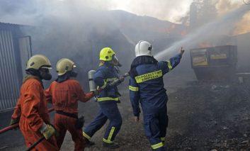 Resident arrested on suspicion of starting Milikouri fire