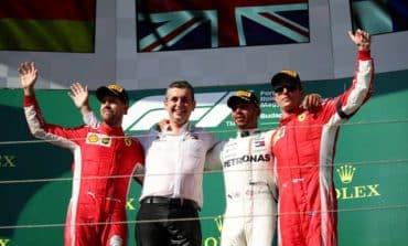Hamilton stretches F1 lead with Hungarian GP triumph