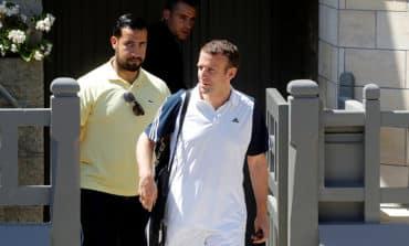 Macron's blunt response to bodyguard scandal sparks fresh anger
