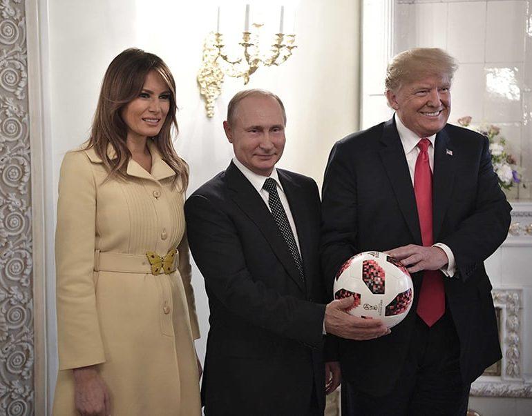 Trump says Putin summit 'even better' than Nato meeting