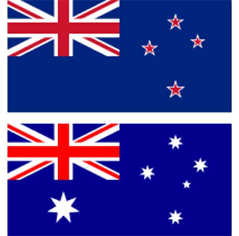 In fresh jab, acting NZ PM calls on Australia to change flag