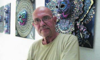 Larnaca artist values craft over comfort