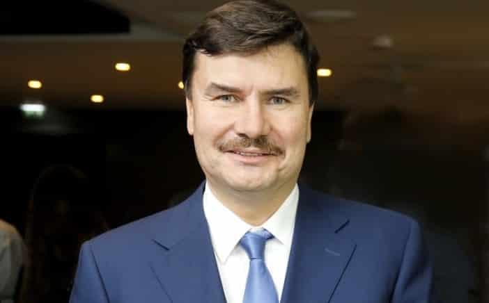 Geopolitics, sanctions not deterring RCB, CEO Zimarin says