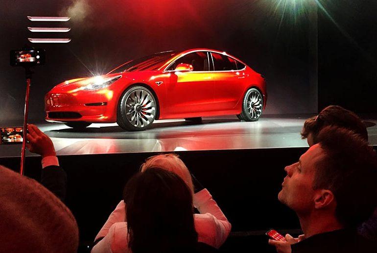 Tesla makes good on 5,000 Model 3 production target