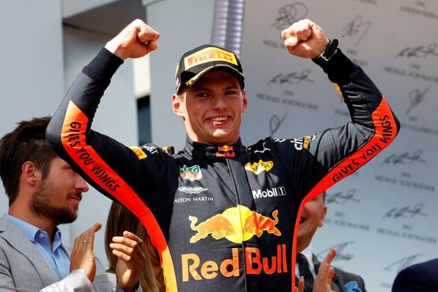 Verstappen wins in Austria as Hamilton fails to finish