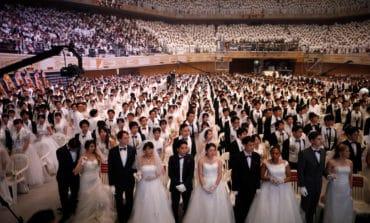 New generations sustain South Korean church's mass weddings