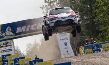 Tänak takes a home triumph for the Toyota Yaris WRC