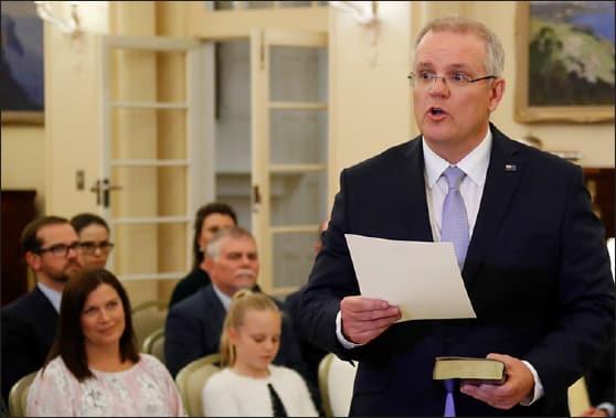 The madness of Australian politics