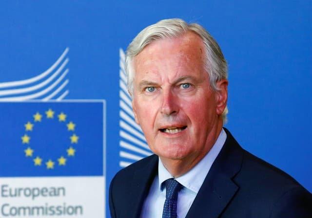 EU's Barnier says must prepare for a 'no-deal' Brexit