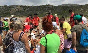 Greens organising beach clean-up at Lara on Saturday