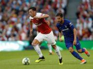 Fabregas out of Arsenal reunion with leg injury