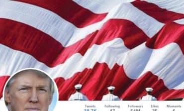 Tweet, tweet… the real Donald Trump