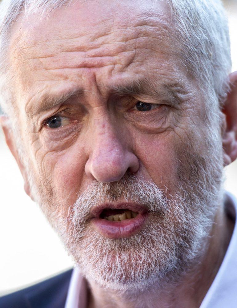 Jeremy Corbyn, Palestinians and Brexit