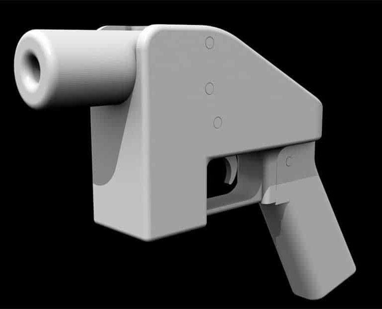 3-D printed gun blueprints for sale after US court order, group says