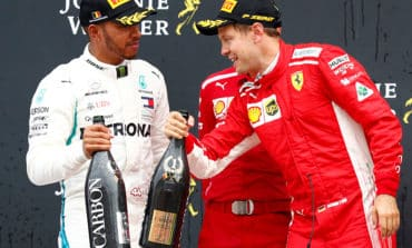 Hunted Hamilton can sense balance of power shifting