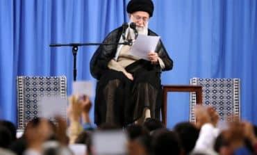 Iran's Khamenei rejects Trump offer of talks, chides govt