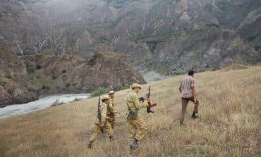 Tajik or Russian plane bombs Afghan border area, six dead