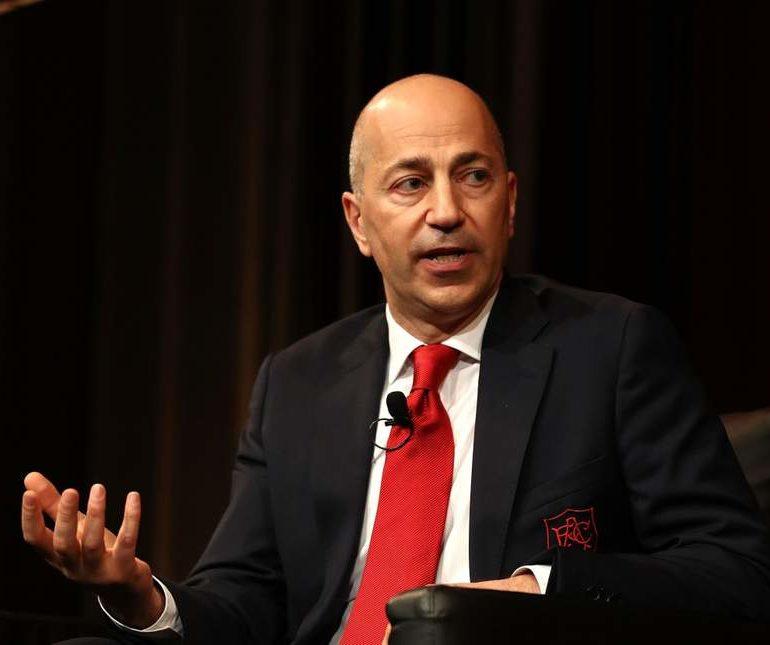 Arsenal confirm CEO Gazidis' exit to AC Milan