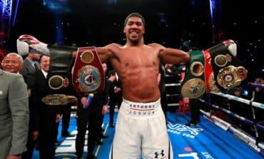 Joshua stops Povetkin to retain world titles