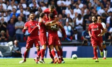 English quartet turn their focus to Champions League campaigns