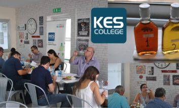 KES students taste new alcoholic drinks
