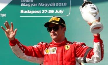 Ferrari to replace Raikkonen at end of season