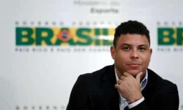 Brazilian Ronaldo buys majority stake in La Liga side Valladolid