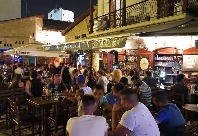 Bar review: Savino, Larnaca