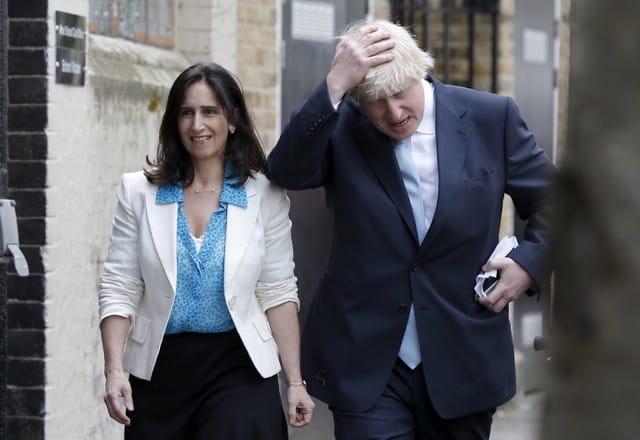 Boris Johnson and wife to divorce – PA