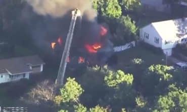 Dozens of gas blasts rock Boston suburbs, killing at least 1 [V]