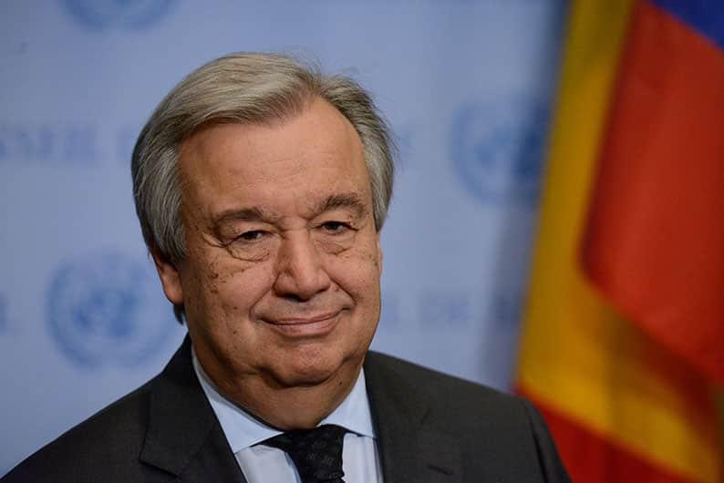 Ο ΟΗΕ ελπίζει ότι τα κόμματα θα συμμετάσχουν στις συνομιλίες της Γενεύης με δημιουργικότητα