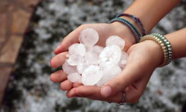 Crop-growers to receive hail compensation