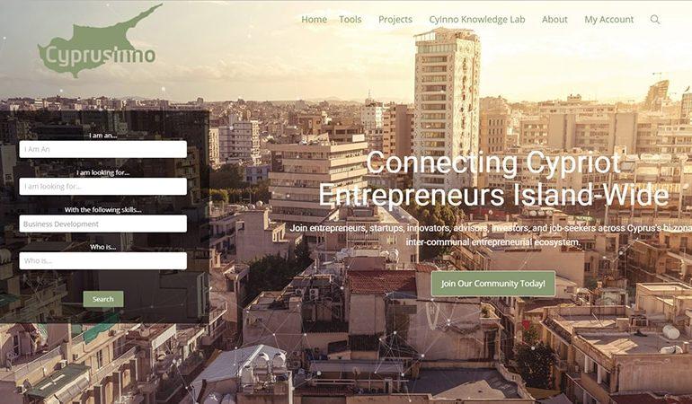 Bicommunal digital platform reaches European Youth Award finals