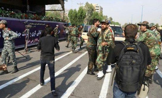 Iran Revolutionary Guards threaten to avenge military parade attack