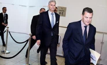 Danske Bank boss quits over $234bn money laundering scandal