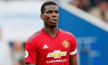 Pogba fuels Man United exit talk