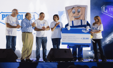"""4th Petrolina charity festival with the message """"Together we can make miracles happen''"""