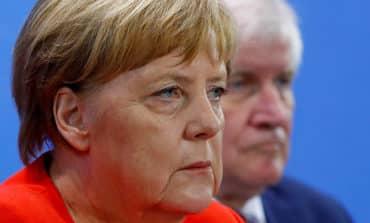 German coalition's future at stake