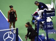 Embattled umpire Ramos 'good' despite US Open controversy