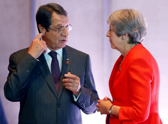Anastasiades heads to Brussels for EU Brexit council
