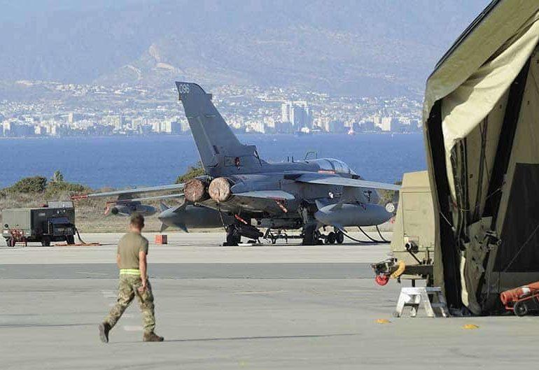 Anastasiades stays mum on 'secret' US base (Updated: adds former spy chief)