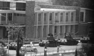 Akel calls for probe into 'coupist' bragging about 1974 involvement